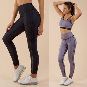 Gymshark High Rise Reversible Contrast Leggings